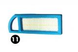 Vzduchový filtr (B&S 698083) (38203)