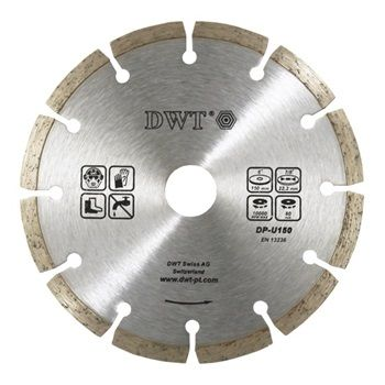 diamantový segmentovaný kotouč 125 mm (železobeton, kámen)