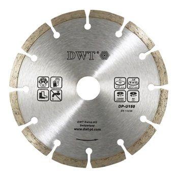 diamantový segmentovaný kotouč 150 mm (železobeton, kámen)