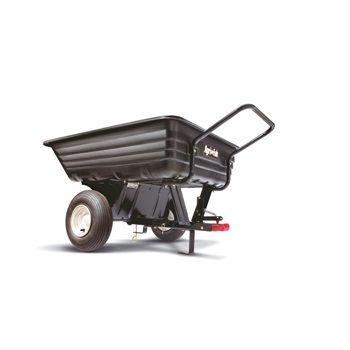 AF 236 - tažený/tlačný vozík s ložnou plochou z polyetylenu
