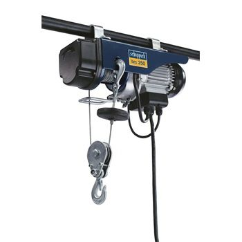 HRS 250 - lanový naviják elektrický