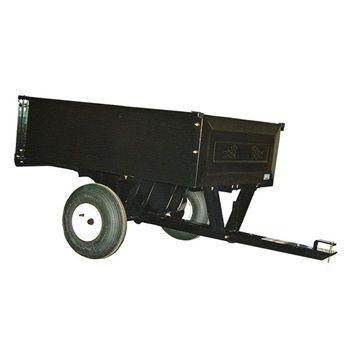 AF 303 - tažený vozík se sklápěcí korbou