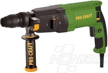 El. vrtací kladivo PRO Craft BH900DFR