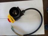Jednofázový vypínač štípačů