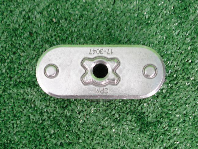 Unašeč nože MTD 748-0376 C průměr 22,2 mm